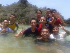 Pulau Sempu di Malang, Jawa Timur
