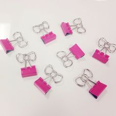 The Sorority Secrets: Bow Paper Clips
