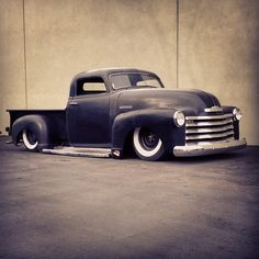 Chevy, Chopped + Bagged