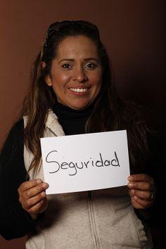Security, Alejandra López, Monterrey, México