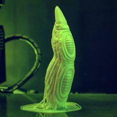 Alien Fingers by Kus 3D
