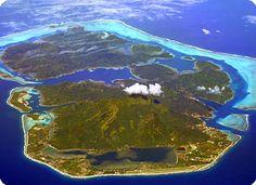 Huahine Island Leeward Islands Society Islands TX5EG