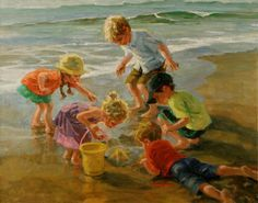 """""""DON'T TOUCH IT"""" ~ Galleries in Carmel California- Jones & Terwilliger - Corinne Hartley"""