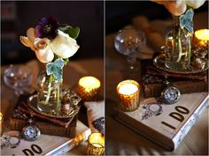 Custom Creations Party Place: Steampunk wedding ideas and inspiration