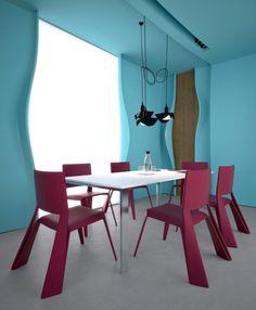 Azzure Office / Designer Sergey Makhno