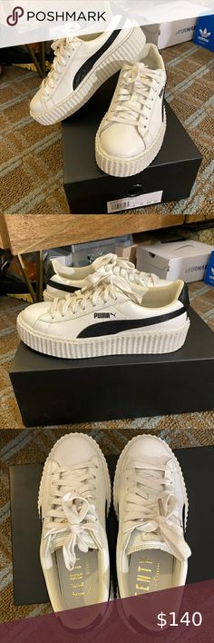 puma creepers size 8.5 Come take a walk!
