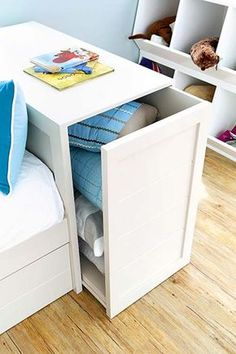 56 Small Spaces Ideas That Will Blow Your Mind - Futuristic Interior Designs Technology Interior Design And Technology, Interior Design Boards, Bedroom Furniture, Home Furniture, Furniture Design, Futuristic Interior, Space Saving Furniture, Home Decor Trends, Boy Room