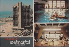 Ramada Continental Tel Aviv Tel Aviv, Israel, Hotels, Mansions, House Styles, Home Decor, Decoration Home, Manor Houses, Room Decor