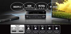 Ampli Yamaha RX-V781 – Ampli xem phim thế hệ mới của Yamaha chỉ có tại Audiohanoi