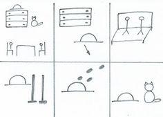 """Развитие речи. Двуязычие.: Опорные картинки и """"Живая шляпа"""""""