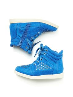 High Top Star Stud Sneaker by Steve Madden on sale now on #Gilt.