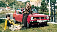 Datsun 160 J-SSS http://www.autorevue.at/zeitreise/zeitmaschinen/die-cherryjahre.html