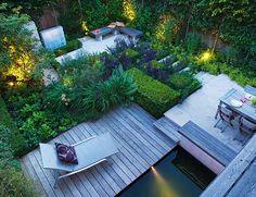 Profile of garden designer Charlotte Rowe | Charlotte Rowe Garden Design