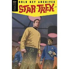 Star Trek Gold Key Archives Volume 4 Hardcover  Boldly going where it all started! Re-presenting the first comic book adventures of the USS Enterprise and her crew! Fully remastered with new colors Volume 4 collects issues 19-24 including stories  http://www.MightGet.com/january-2017-13/star-trek-gold-key-archives-volume-4-hardcover.asp