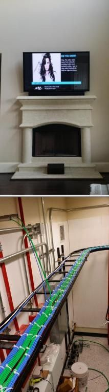 C.C.T.V. & Communications Unlmtd. can provide you with reliable home theater installation services. This company is always available to help you. Click to see 15 photos and 45 reviews.