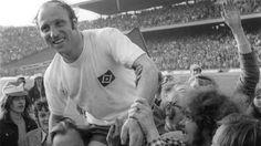 Die Ära Uwe Seeler ... nur der HSV !!