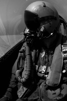 My dream as a little kid was to be a fighter pilot. It would be the sickest job ever.