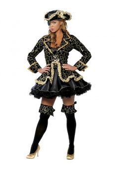 Sexy Pirate Costumes for Women, Adult Female Pirate Halloween Costume Costume Halloween, Adult Pirate Costume, Pirate Costumes, Women Halloween, Halloween Carnival, Adult Halloween, Pirate Dress, Halloween Clothes, Carnival Costumes