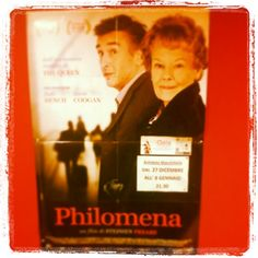 Da vedere #philomena #film