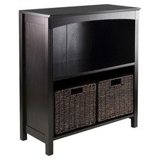 Brady Storage Cabinet $107 Joss and Main (includes baskets)