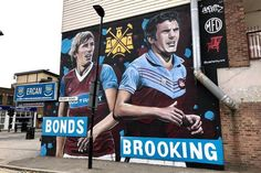 Football Boots, Football Jerseys, Trevor Brooking, West Ham United Fc, Football Images, Football Wallpaper, Classic Image, Fa Cup, Premier League