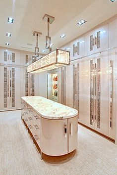 Wow!!!!  Now this is a closet!
