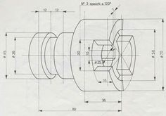Autocad, Solidworks Tutorial, Interesting Drawings, Technical Drawing, Diagram, Engineering, 3d, Cad Cam, Models
