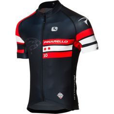 Giordana Trade Tre Bande Scatto Jersey - Short Sleeve - Men's | Competitive Cyclist