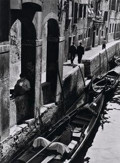 André Kertész - Venice, September 10, 1963