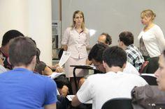 Oficina: Observatório Direito e Políticas Públicas: no contexto da extensão universitária no UniCEUB.    Professora: Leyza Ferreira