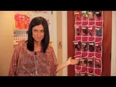 My Favorite Over the Door Organizers by Simply Stashed from http://www.alejandra.tv