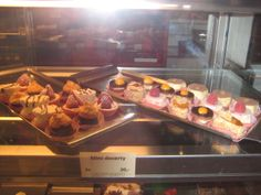 Mini cakes,U Paukerta, Narodni trida, Prague