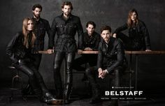 Belstaff Fall/Winter 2014 Ad Campaign image Belstaff Fall Winter 2014 Campaign 002