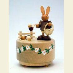 Easter Music Box