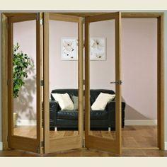 Easi Frame White Room Divider Door System Internal Room