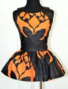 African Print Peplum Top on Etsy, $35.00
