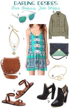 Darling Desires: Summer Dress