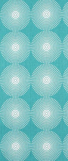 Portfolio Super Nova Teal Fabric  $35.50  per yard