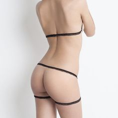 Body Straps Black, 12€, now featured on Fab.