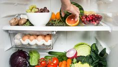 14 Foods You've been Storing All Wrong . Learn how to properly store your groceries to keep food flavorful, save money on groceries, and reduce food waste. Food Facts, Saveur, Facon, Food Items, Fruits And Veggies, No Cook Meals, Food For Thought, Clean Eating, Clean Diet