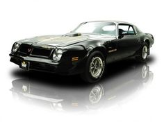 1976 Pontiac Firebird Trans Am 455 - Car Pictures to a tee Fast Sports Cars, Fast Cars, Sport Cars, New Supercars, V8 Cars, Honda Civic Coupe, Pontiac Firebird Trans Am, Camaro Rs, Car In The World