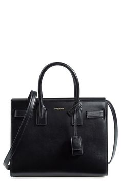 Saint Laurent 'Baby Sac de Jour' Leather Tote available at #Nordstrom