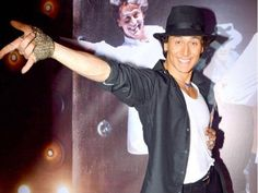 Tiger Shroff pays tribute to Michael Jackson in the first look of 'Munna Michael', directed by Sabbir Khan.