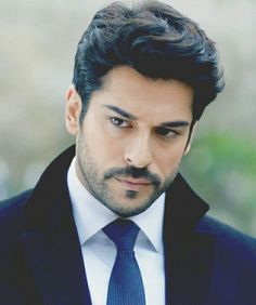 Kemal Beard Styles For Men, Hair And Beard Styles, Long Hair Styles, Turkish Men, Turkish Actors, Burak Ozcivit, Romantic Films, Taylor Kitsch, Karl Urban