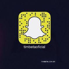 Seu amigo ainda não tem o Snapchat de TIM beta? Mostra essa foto pra ele, é só abrir, focar e pronto.