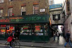 London Bookstores - SOHO'S ORIGINAL BOOK SHOP