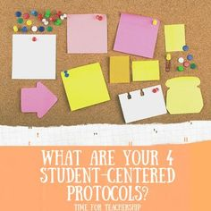 What are your 4 student-centered protocols? What are protocols? How many should I use? What purposes do they serve? Can I use them during distance learning?  Read the Time for Teachership blog post to find out. In it, I also re-share one of my #teacherfreebies on SMART Goal setting. For more ideas on curriculum design Writing Lesson Plans, Social Studies Lesson Plans, English Lesson Plans, Writing Lessons, Engage In Learning, Learning Process, Learning Activities, Goals Template, Smart Goal Setting