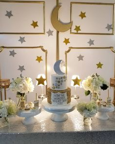 We love the colors of this gender neutral theme - Twinkle Twinkle Little Star Baby Shower! #event #eventprofs #meetingprofs #eventplanning #eventmanagement #eventjobs #eventplanner #love #instagood #fashion #beautiful #happy #cute #followme #follow4follow #design #flowers #nyc #creative #babyshower #baby #love #birthday