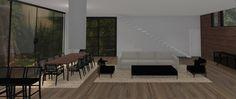 Casa 100% Florense até nos móveis soltos. Essa vai ficar um sonho.