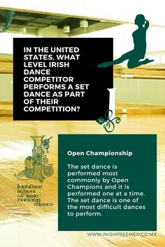 🔎 In the United States, what level Irish dance competitor performs a set dance as part of their competition? 🤓 🎲 #FunTrivia 👯 #InishfreeMexico 🍀 Tania Martínez 👉 #IrishDancer #InishfreeTeam 💚 #Inishfree School of #IrishDancing ✨ #Academia de #DanzaIrlandesa 🍀 #InishfreePedregal 🇲🇽 #InishfreeToluca 👉 #TeamInishfree #SoftShoes #Dance #Danza #Feis #Winishfree